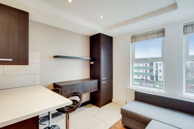 Thumbnail Flat to rent in Ritherdon Road, Balham