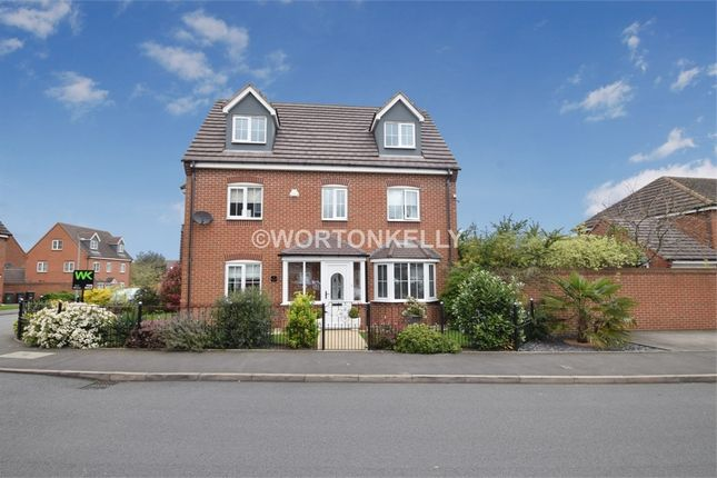 Thumbnail Detached house for sale in Old College Drive, Wednesbury, West Midlands
