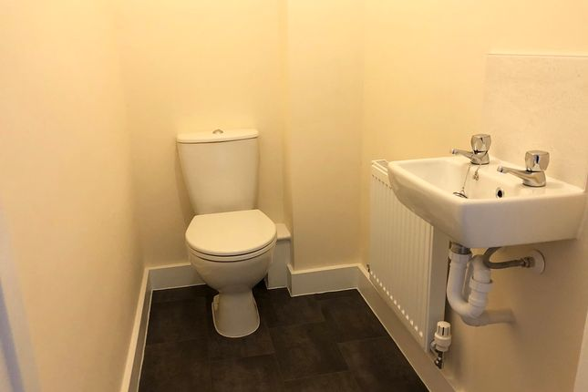 Downstairs WC of Russett Avenue, Nuneaton CV11