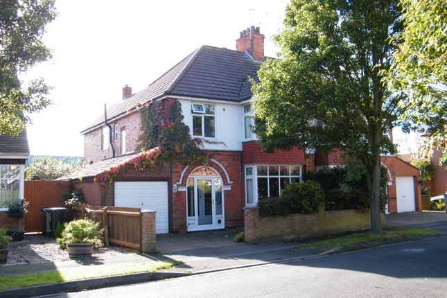 Thumbnail Semi-detached house to rent in Laythorpe Avenue, Skegness, Lincolnshire