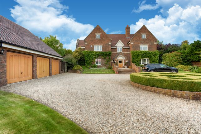 Thumbnail Detached house for sale in Gilston Park, Gilston, Harlow