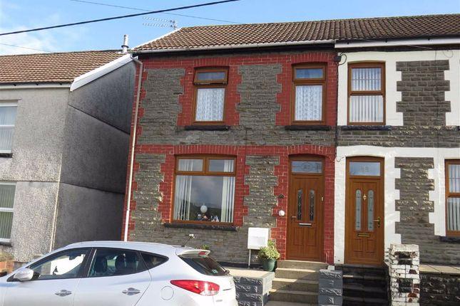 Thumbnail Semi-detached house for sale in Oakland Terrace, Cilfynydd, Pontypridd