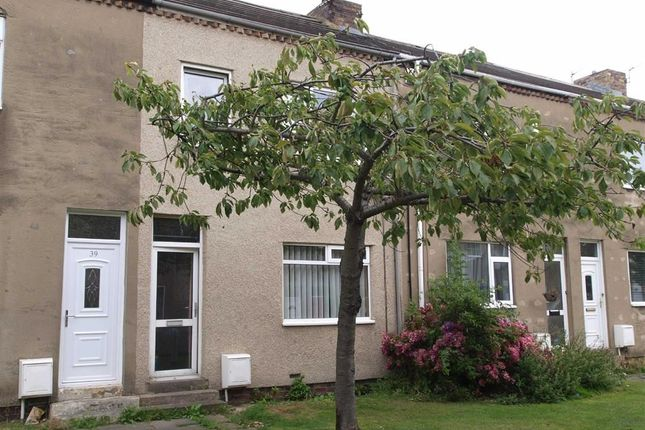 Thumbnail Terraced house to rent in Ridley Street, Cramlington