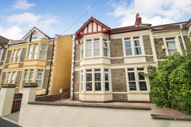 Thumbnail Semi-detached house for sale in Elmgrove Road, Fishponds