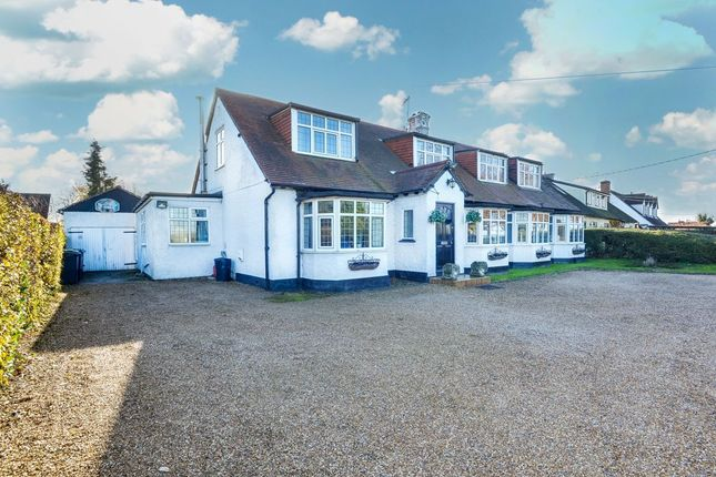 Thumbnail Detached house for sale in Church Road, Great Hallingbury, Bishop's Stortford