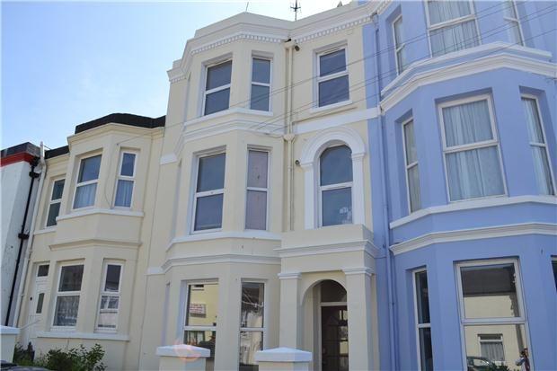 Thumbnail Studio to rent in Flat, 100 Ashburnham Road, Hastings, East Sussex