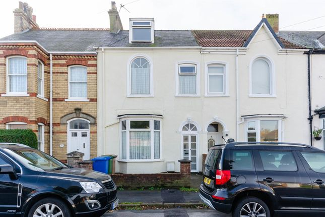 Thumbnail Terraced house for sale in Victoria Avenue, Withernsea