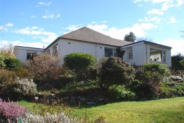 Thumbnail Detached bungalow for sale in Richmond Place, Fochabers, Moray