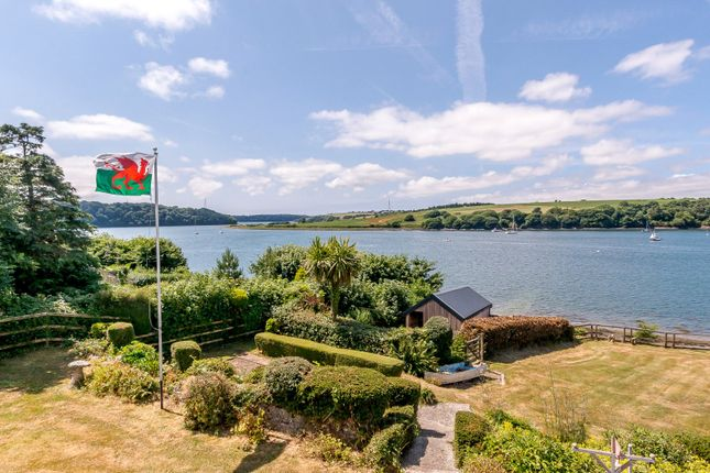 Thumbnail Detached house for sale in Cosheston, Nr Pembroke, Pembrokeshire