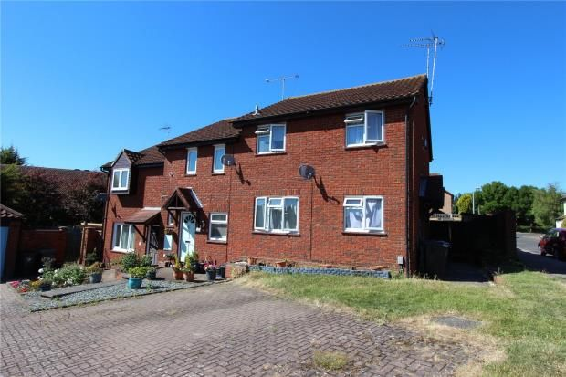 Thumbnail Property for sale in Goddard Way, Saffron Walden, Essex