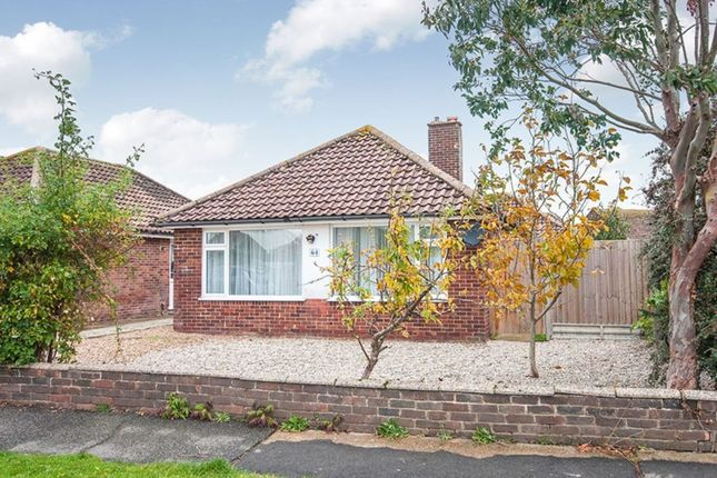 Thumbnail Bungalow to rent in Park Croft, Polegate