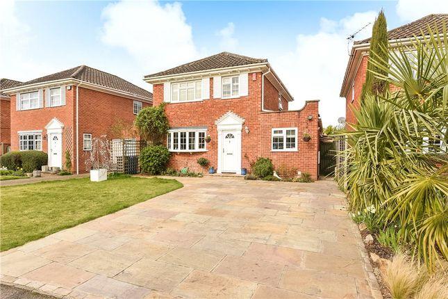 Thumbnail Detached house for sale in Harrington Close, Windsor, Berkshire