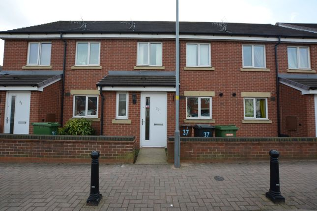 Thumbnail Terraced house to rent in Greenock Crescent, Monmore Grange, Wolverhampton