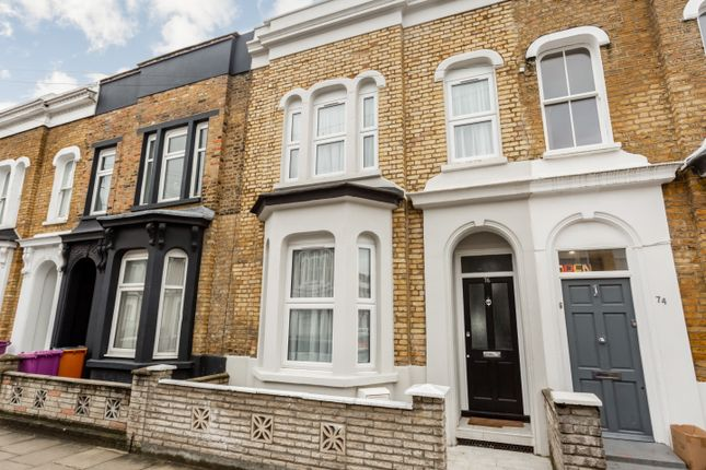 Thumbnail Terraced house to rent in Clinton Road, London