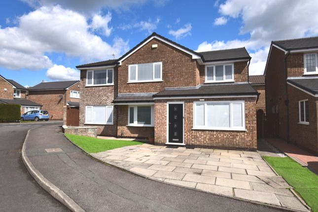 5 bed detached house for sale in Daisy Hall Drive, Westhoughton BL5