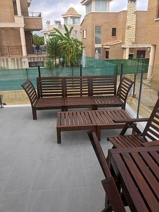 Terrace of Avenida Aitana 03520, Polop, Alicante