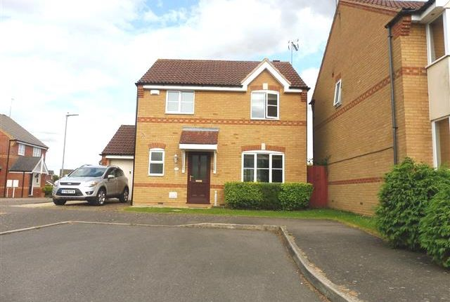 3 bed detached house for sale in Maple Wood, Rushden
