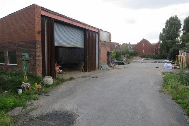 Thumbnail Land for sale in Moor Road, Bestwood Village, Nottingham