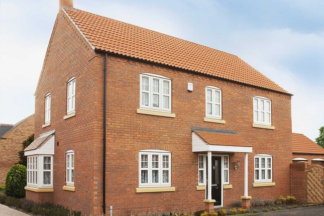Thumbnail Detached house for sale in Plot 33, The Thornton, The Swale, Corringham Road
