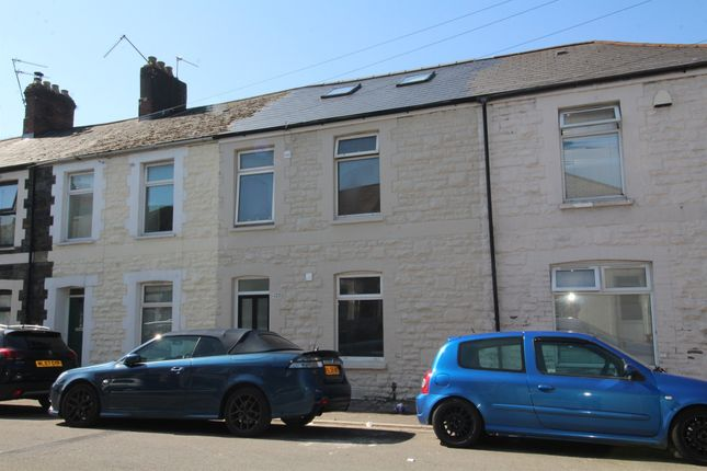Thumbnail Terraced house for sale in Bedford Street, Cathays, Cardiff