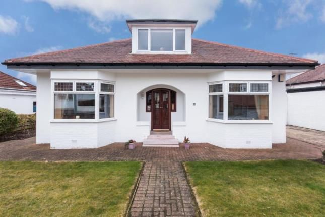 Thumbnail Bungalow for sale in Golf Road, Burnside, Glasgow, South Lanarkshire
