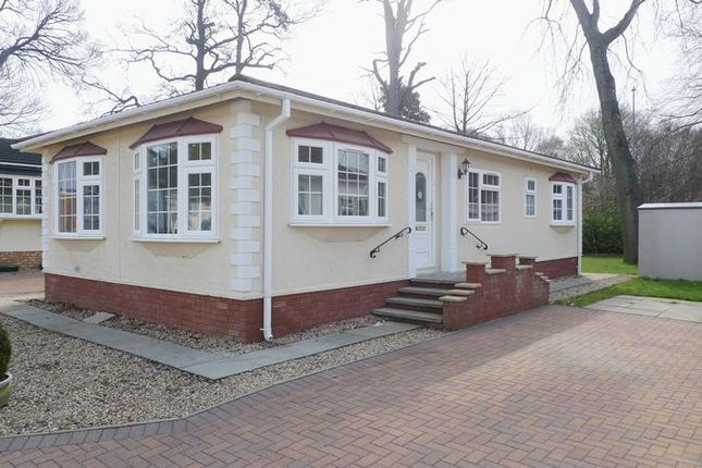 Thumbnail Bungalow for sale in Dunnikier Park, Kirkcaldy