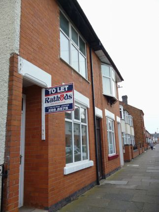 Thumbnail Terraced house to rent in King Edward Road, Leicester