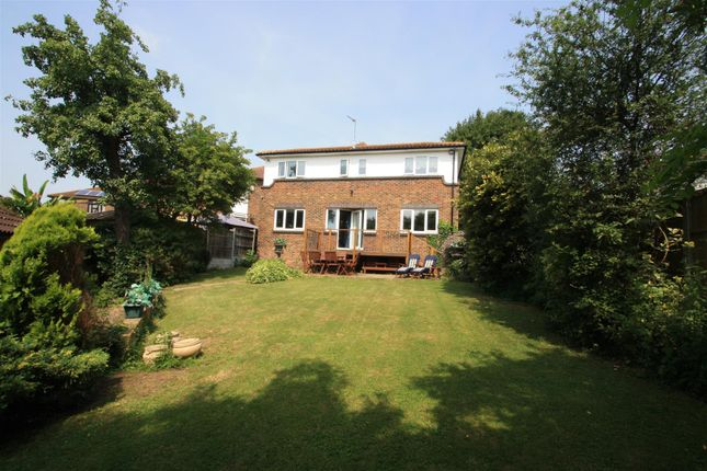 Thumbnail Detached house for sale in The Vale, Vange, Basildon