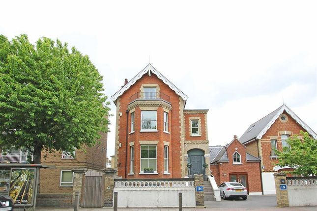 Thumbnail Flat to rent in North Side Wandsworth Common, London