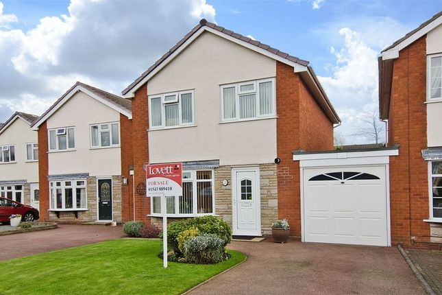 3 bed link-detached house for sale in Leam Drive, Burntwood