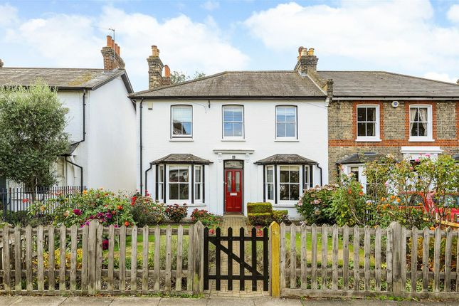 Thumbnail Property for sale in Richmond Road, West Wimbledon