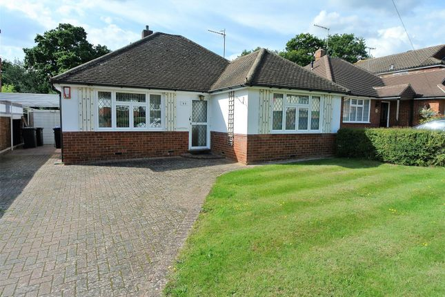 Thumbnail Bungalow for sale in Rowtown, Addlestone