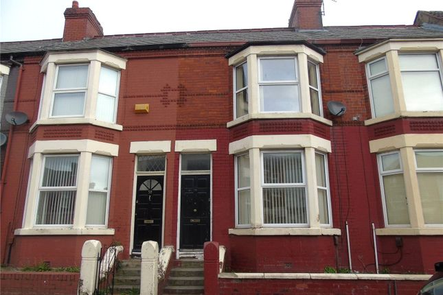 Thumbnail Terraced house to rent in Bedford Road, Walton, Liverpool, Merseyside