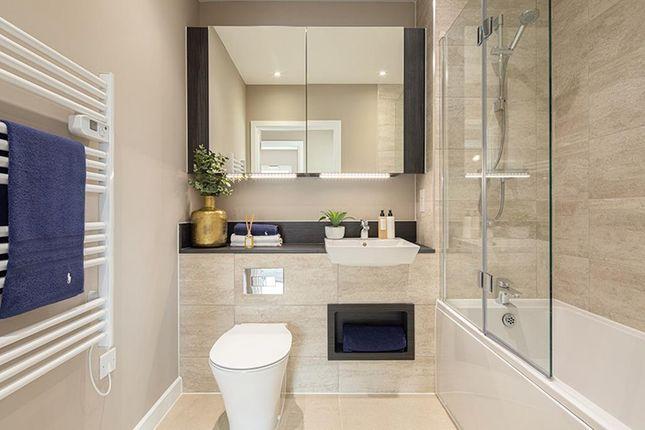 "Bathroom of ""Chambray House"" at Hackbridge Road, Wallington SM6"