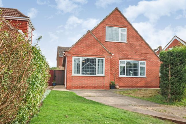 Thumbnail Detached bungalow for sale in Sweetbriar Close, Waltham Grimsby