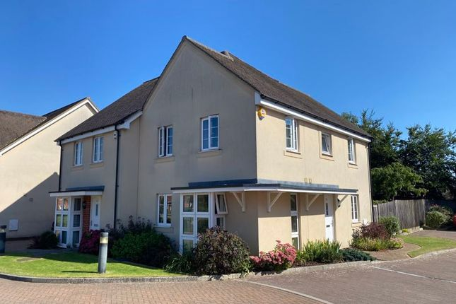 Thumbnail Semi-detached house for sale in Milton Place, High Wycombe
