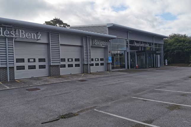 Thumbnail Industrial for sale in Keighley Road, Skipton