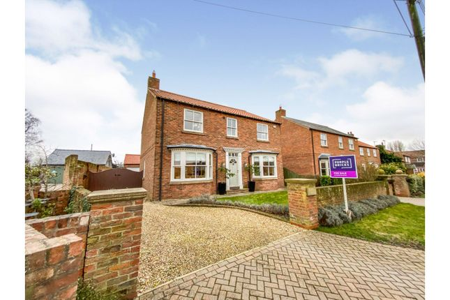 Detached house for sale in Tholthorpe, York