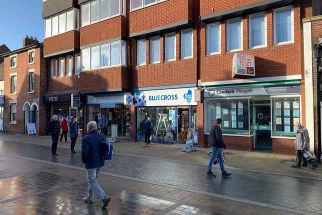 Thumbnail Retail premises for sale in High Street, Bromsgrove