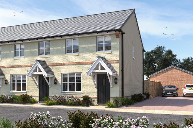 Thumbnail End terrace house for sale in Peppermint End, Ampthill, Bedford
