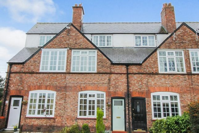 Thumbnail Terraced house to rent in Bemrose Avenue, Altrincham