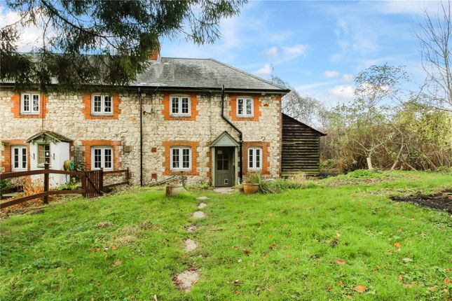 Thumbnail Semi-detached house to rent in New Barn Cottages, Puttenham Road, Seale, Farnham