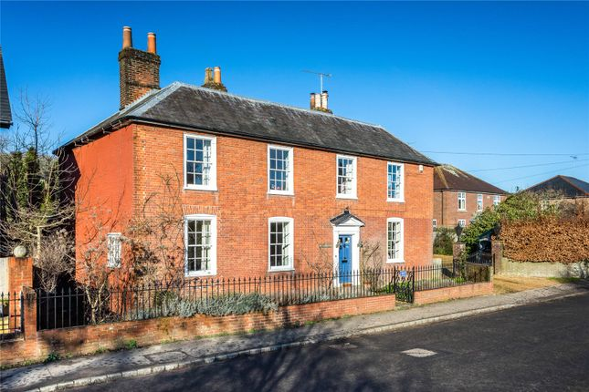 Thumbnail Detached house for sale in West Street, Hambledon, Waterlooville, Hampshire