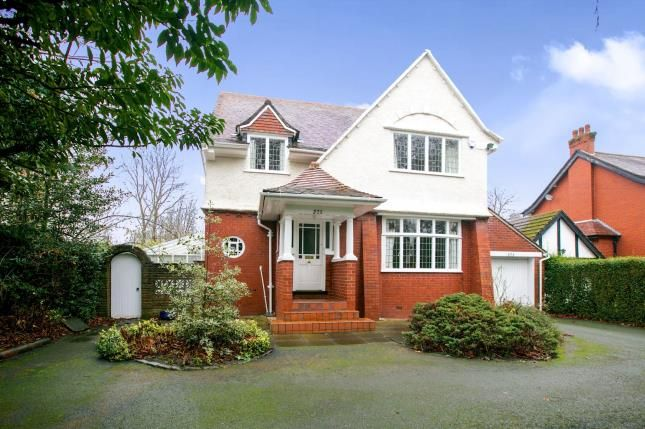 Thumbnail Detached house for sale in Bramhall Lane South, Bramhall, Stockport, Greater Manchester