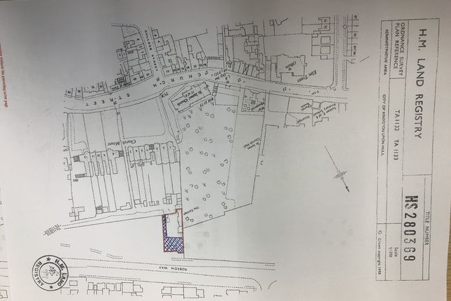 Thumbnail Land for sale in Land Church Mount, Sutton, Hull, North Humberside