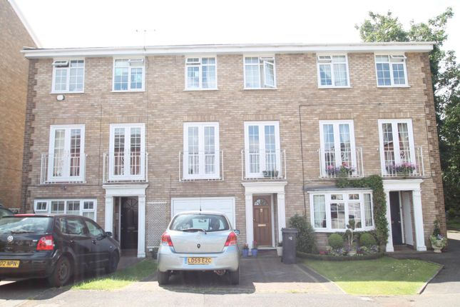 Thumbnail End terrace house to rent in Selsdon Close, Surbiton