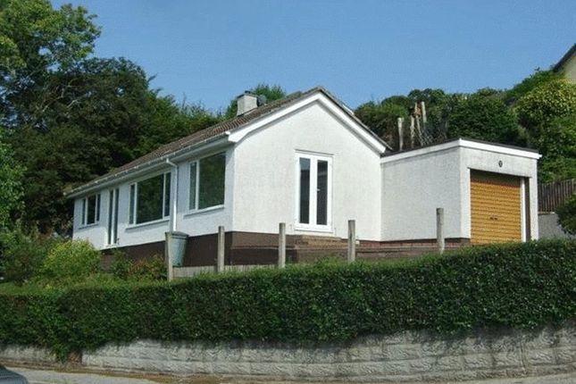 Thumbnail Detached bungalow to rent in Lannoweth, Penryn