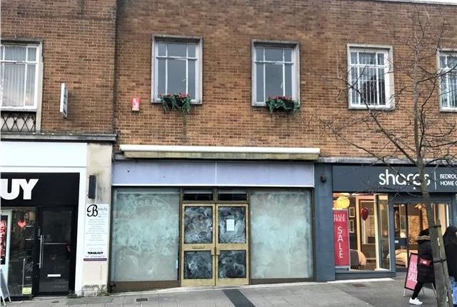 Thumbnail Retail premises to let in 12 Cornwall Street, Plymouth, Devon