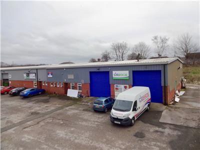 Thumbnail Light industrial to let in Unit 12, Bromfield Industrial Estate, Queens Lane, Mold, Flintshire