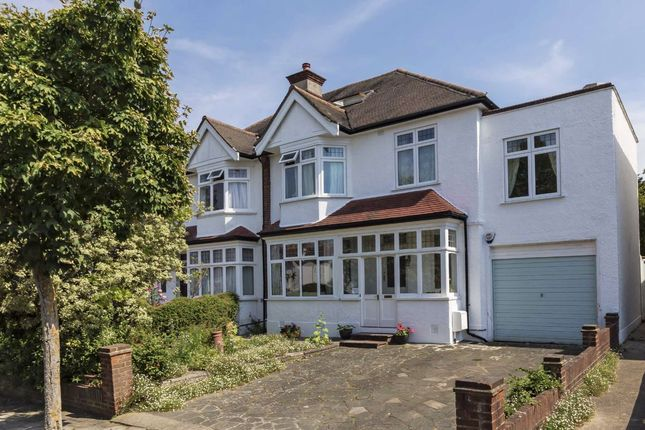 Thumbnail Property for sale in Abbotswood Road, London